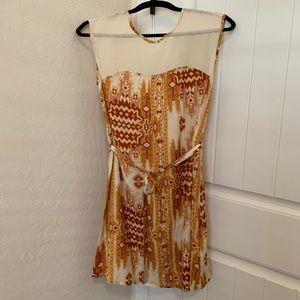 NWT FOREVER 21 Aztec Print Dress